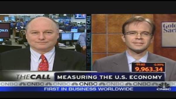 Measuring the US Economy