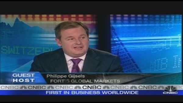 Stocks Face 'Meltup': Strategist