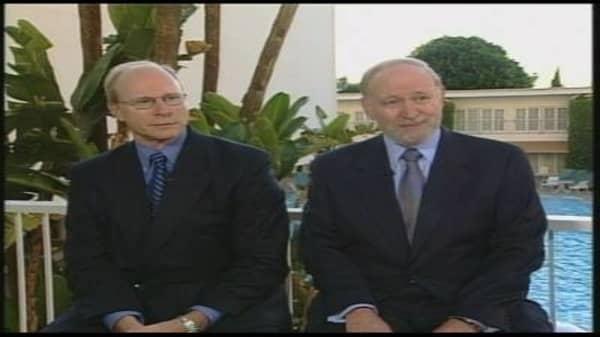 Michael Klowden & Ross Devol, Miklken Institute