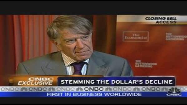 Stemming the Dollar's Decline