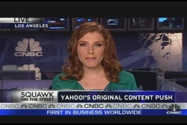 Yahoo Partners With Group M