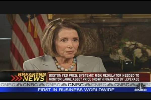 One On One with Pelosi
