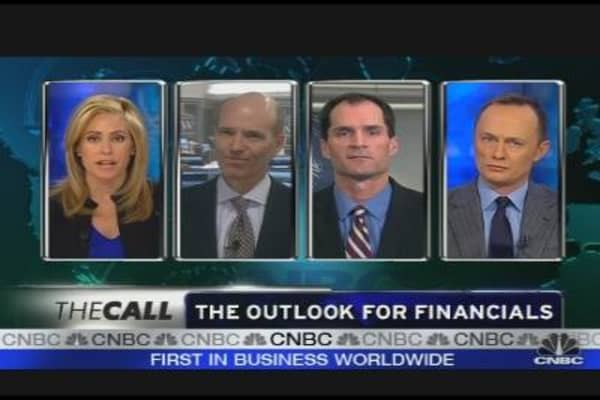 The Outlook for Financials