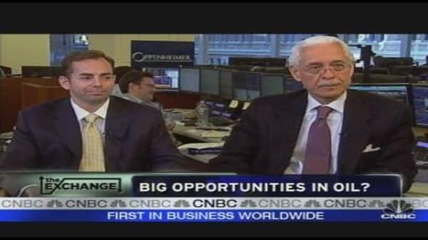 Big Opportunities In Oil?