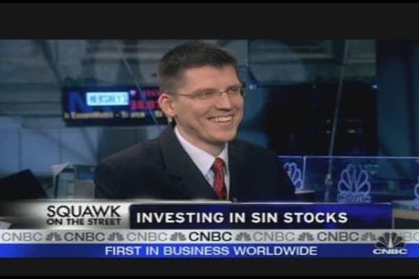 Investing In Sin
