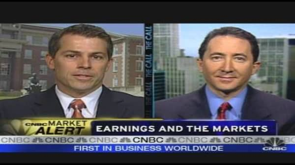 Focus on Earnings & the Markets
