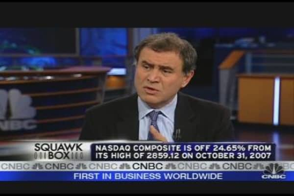Roubini on the Economy
