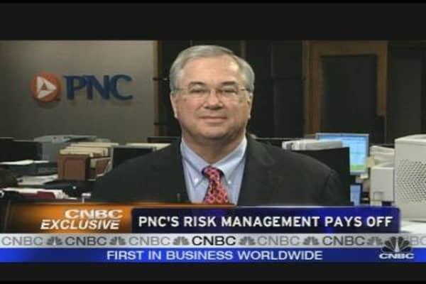 PNC's Risk Management Pays Off