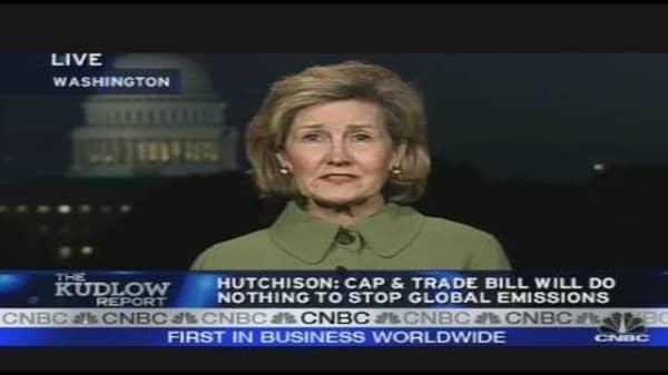 Senate Takes on Cap & Trade