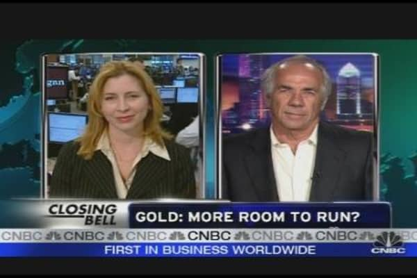 Gold: More Room To Run?