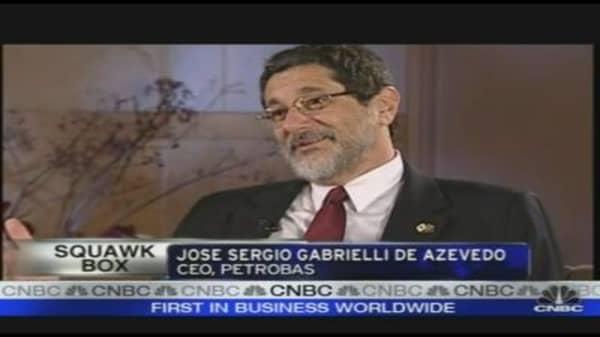 Petrobras CEO: Oil Prices to Remain Volatile