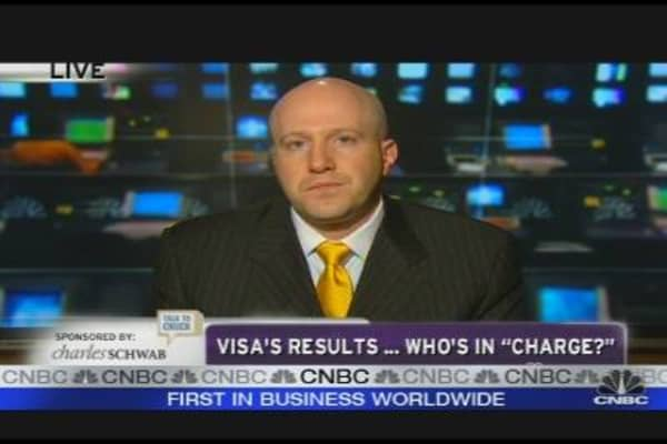 Visa Earnings Analysis