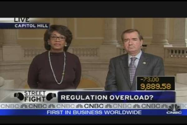 Regulation Overload?