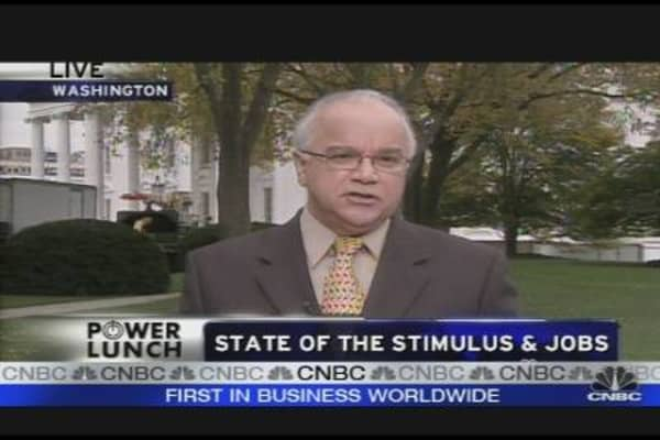 State of Stimulus, Jobs