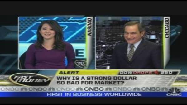 Dollar Hits Back