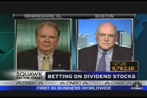 Betting on Dividend Stocks