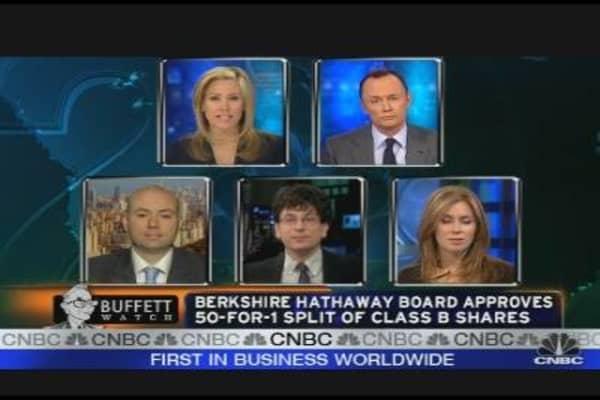 Buffett's Big Rail Deal