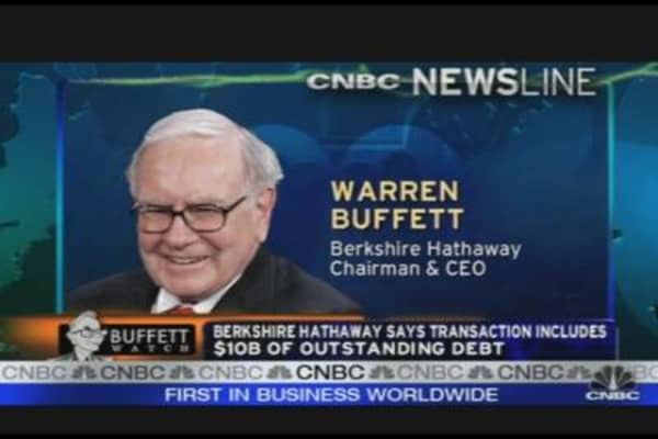 Buffett & Burlington