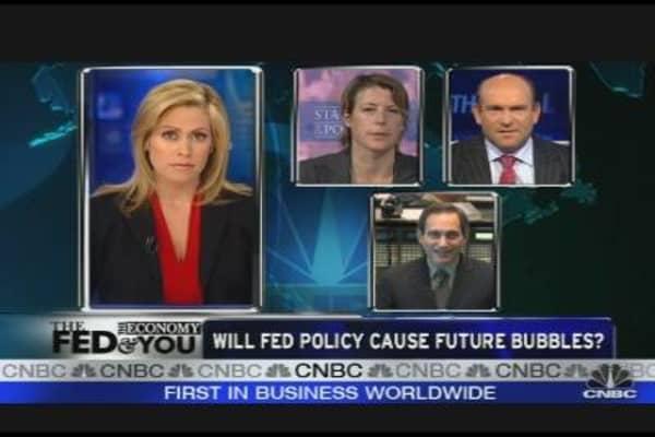 Spotlight on Economy, Fed