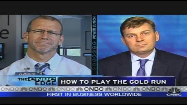 Betting on the Gold Rush