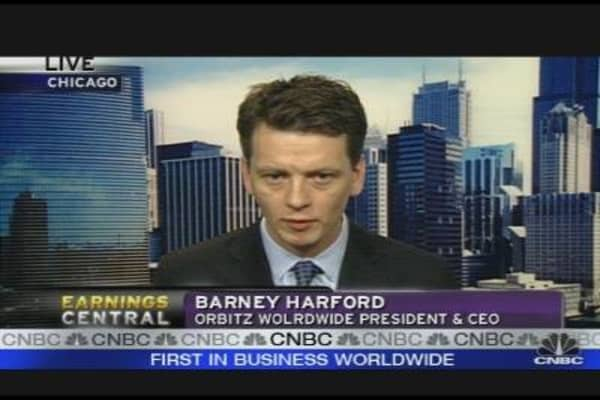 Orbitz CEO on Health of Travel Industry