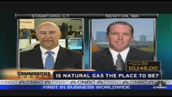 Nat Gas: The Place to Be?
