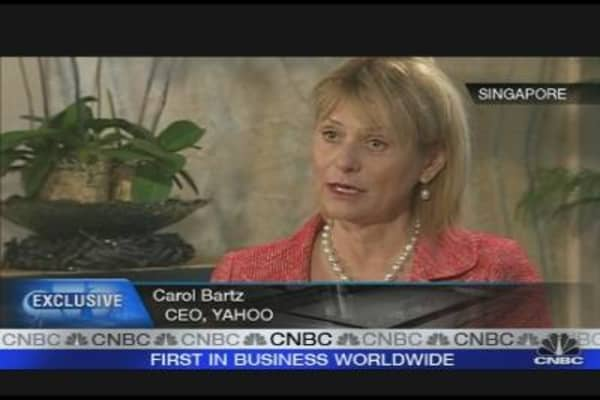 Yahoo Is in Expanding Mode: CEO