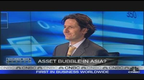 Asia Faces Bubble of 'Mind-Boggling Size'