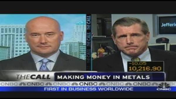 Making Money in Metals
