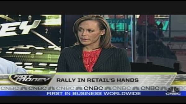 Rally in Retail's Hands