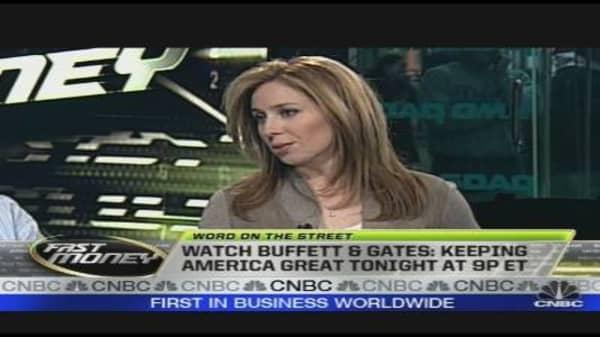 Trading Buffett & Gates
