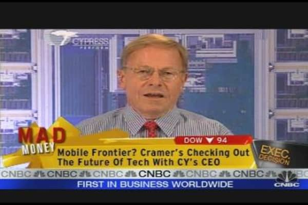 Mobile Frontier