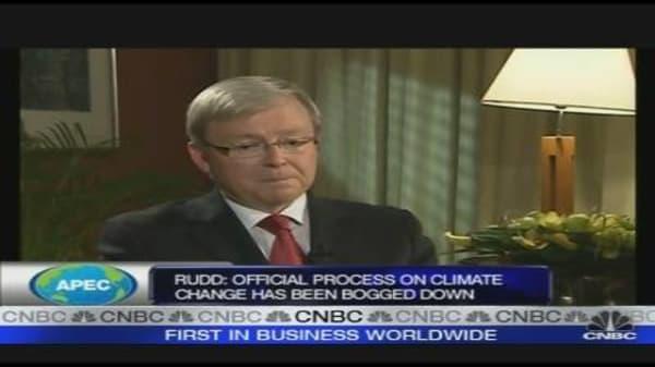 Australian PM: Include India in APEC