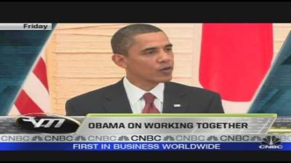 Obama's Big China Trip