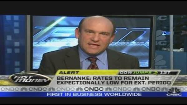 Bernanke on Financial Conditions