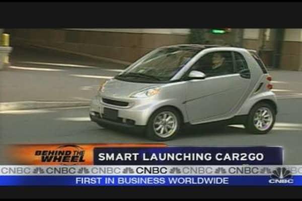 On-Demand Rental Cars