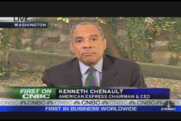 AmEx CEO on the American Consumer