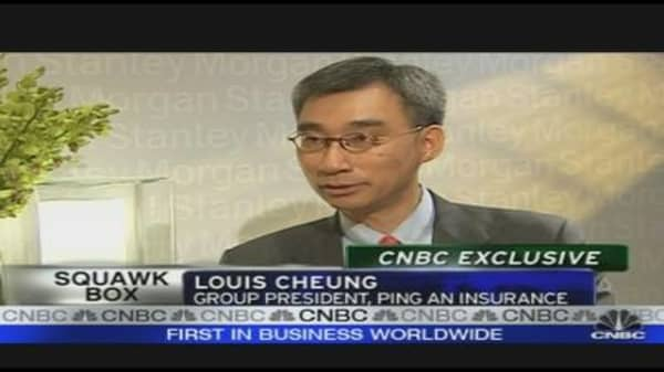 Volatility Will Continue in 2010: Ping An Chief