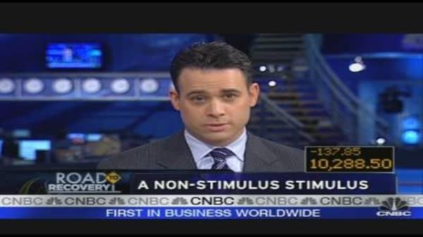 A Non-Stimulus Stimulus
