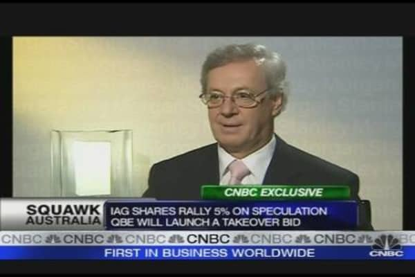 Bid for IAG Unlikely