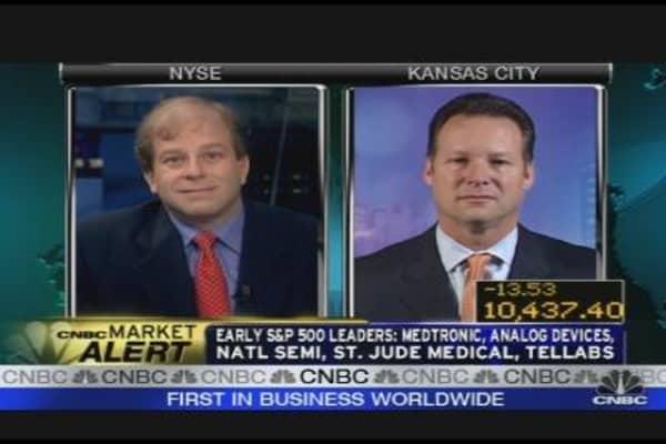 CNBC Market Edge