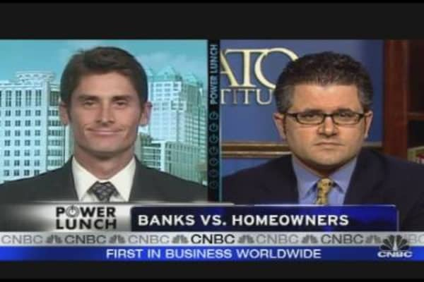 Homeowners vs. Banks