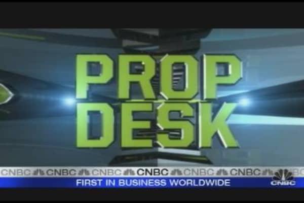 Prop Desk: Home Improvement Trade