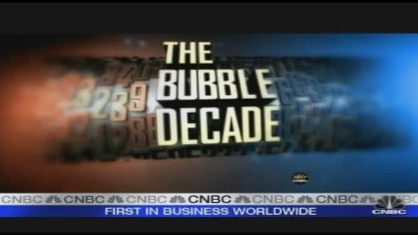 Another Bubble Decade Ahead?
