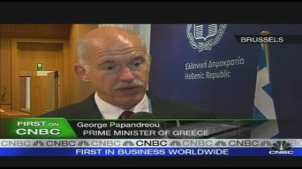 Greece to Tackle Deficit, Corruption: PM