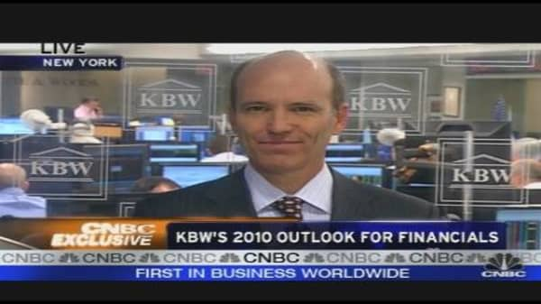 POWER LUNCH *exclusive* Outlook 2010: Financials