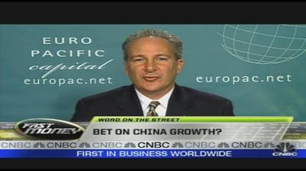 Bet on China Growth?