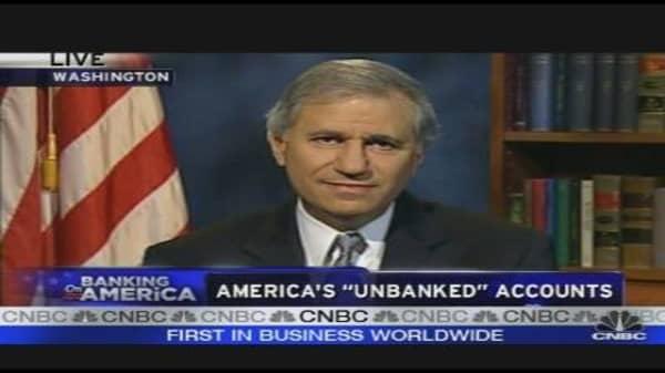 FDIC Survey: 17M Americans Have No Bank Acct.