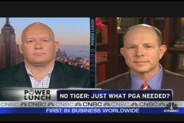 Tiger: PGA & Risk of One-Man Brand
