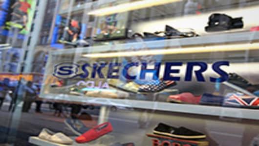 Sketchers store